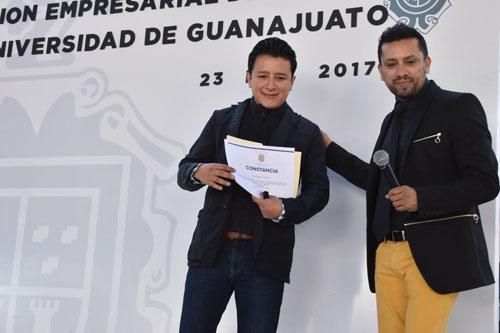 """Desarrolla Guanajoven foro """"Ideas en acción"""""""
