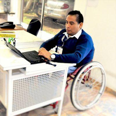 INSADIS ofrece becas a personas discapacitadas