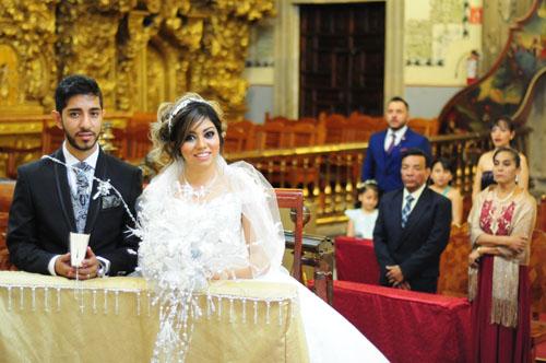 Inolvidable boda de Juan Fernando y Erika Edith