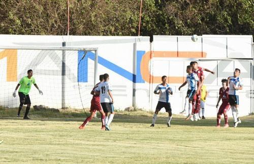 En partido de doble jornada Salamanca FC visita a Real Halcones