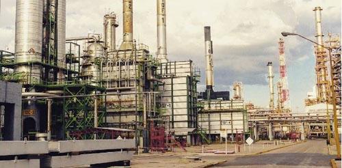 Otra alarma por fuga de gas en la refinería