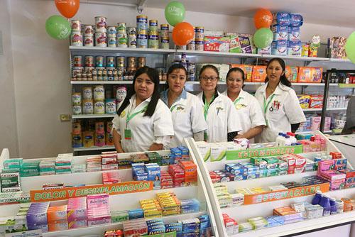 Se fortalece cadena de farmacias del ISSEG