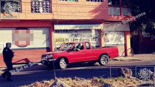 Asesinado en comunidad de san Juan de Razos