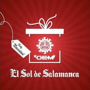 El Sol de Salamanca te desea ¡Feliz Navidad!