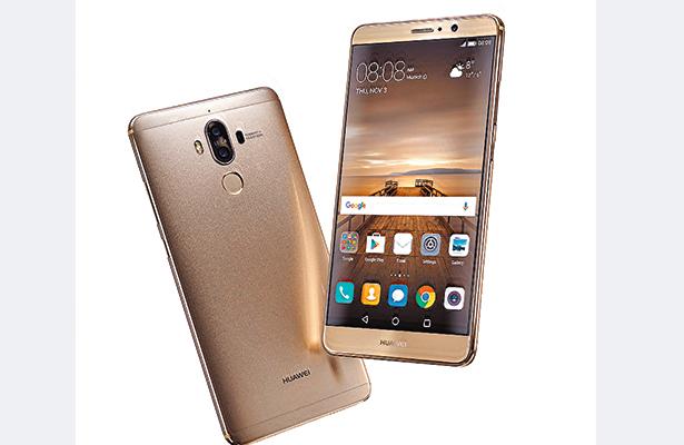 Huawei alcanza poco a poco a Samsung y Apple