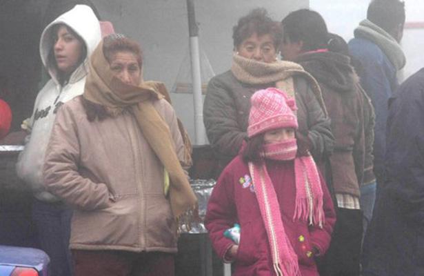 Pronostican mucho frío, caída de nieve y aguanieve en noroeste y norte de México