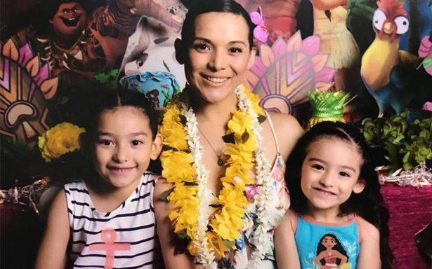 Hijas de Karla Luna no están secuestradas, están con su papá: abogados de Américo Garza