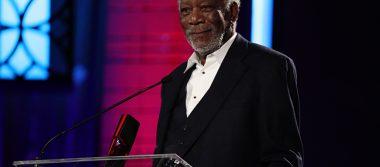 Morgan Freeman recibirá premio honorífico del SAG