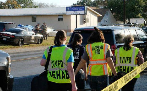 Identifican a atacante de Iglesia en Texas como Devin Patrick Kelley