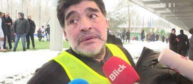 ¡Maradona al escenario! Agotadas las entradas