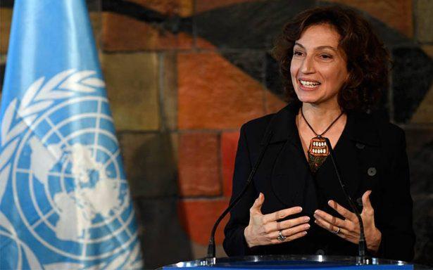 UNESCO elige a exministra francesa como nueva directora general
