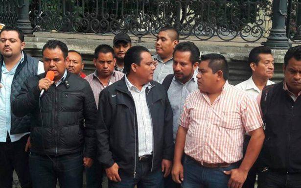CNTE retira plantón del Zócalo de Oaxaca, pero amenaza con boicot de Buen Fin