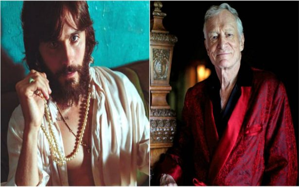 Jared Leto revivirá a Hugh Hefner en película biográfica