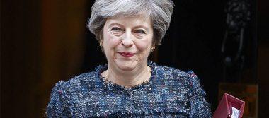 Theresa May advierte que Reino Unido no reconocerá la independencia de Cataluña