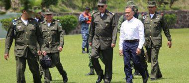 Por órdenes de Calderón y Peña, Ejército y Marina han matado: López Obrador