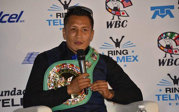 """Bandido"" contra Jhonny González en eliminatoria final de peso superpluma"