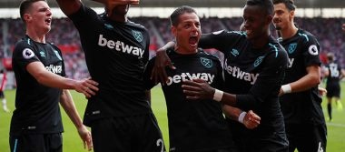 Chicharito, en el 11 ideal de la Premier League