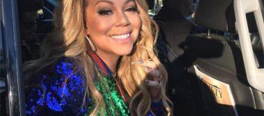 Mariah Carey aumenta de peso y luce ¡irreconocible!