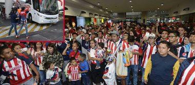 Bienvenida de lujo para Chivas, en la CDMX