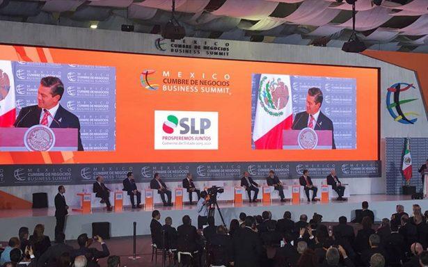 Gobierno no ha tocado un solo peso en donación tras sismos: Peña Nieto