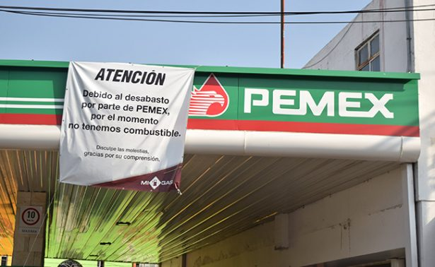 Se extiende problema de escasez de combustible en varios estados