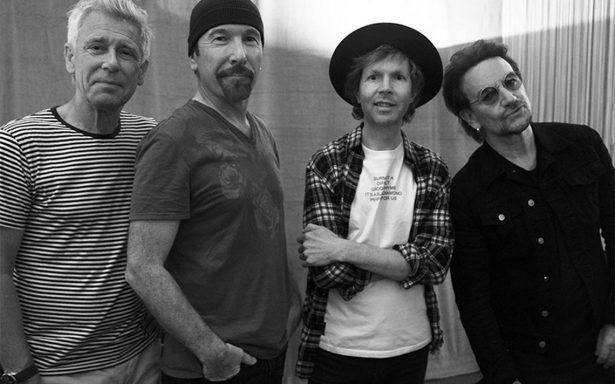 """U2 lanza nuevo sencillo """"You're the best thing about me"""""""