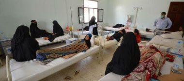 El cólera invade Yemen, hay 5 mil casos nuevos al día