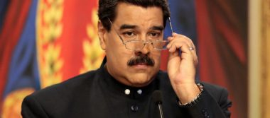"""Maduro renuncia o """"sale con las patas por delante, en un cajón"""": Fox"""
