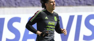 Ochoa va de titular ante Costa Rica