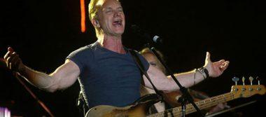 """¡Sting hará tres paradas en México con su """"57th & 9th Tour""""!"""