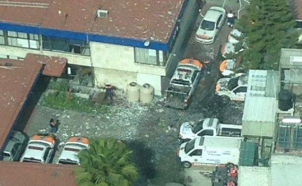 Explota pirotecnia decomisada en Puebla