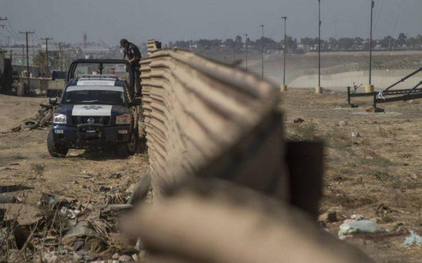 Muro fronterizo no frena tráfico de drogas a EU: estudio de Senado