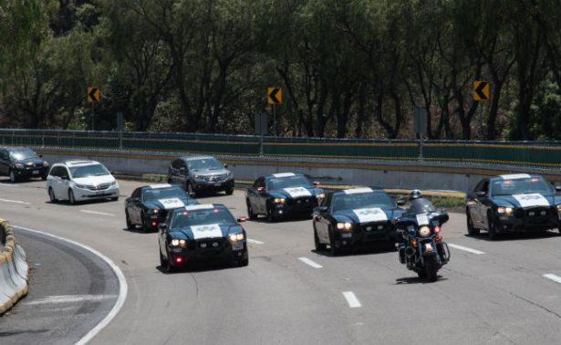 Policía Federal refuerza presencia en Campeche