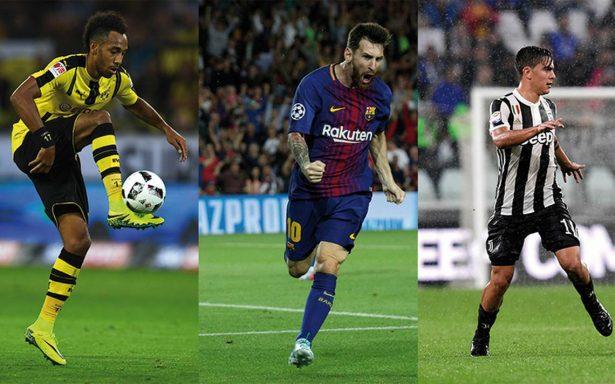 Goleadores que marcan el camino de la temporada