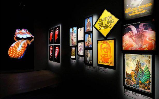 Al fin llega la exposición más grande de los Rolling Stones
