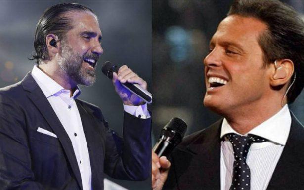 Alejandro Fernández 'perdona' a Luis Miguel y retira demanda contra él