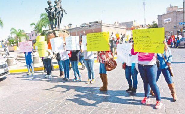Cierran 84 guarderías en San Luis Potosí