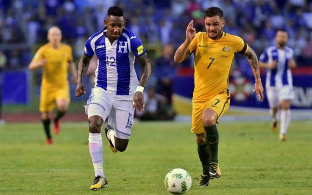 Honduras y Australia empatan sin goles y dejan todo para la vuelta en Sídney