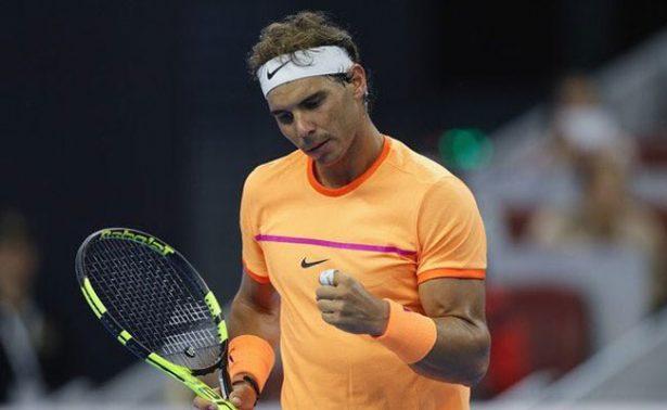 Rafael Nadal conquista por cuarta vez torneo de Abu Dhabi