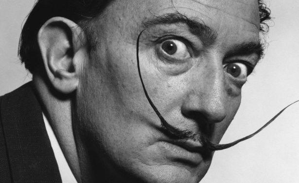 Dalí lidera las muestras más visitadas en el Centro Pompidou