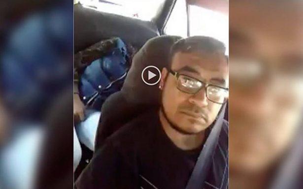 CTM se deslinda de taxista que grabó a joven dormida durante viaje