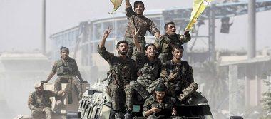 Cae tras cuatro meses de ofensiva el último califato del Estado Islámico