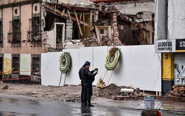 Información pública tras sismo estará disponible antes de 2018: Transparencia capitalina