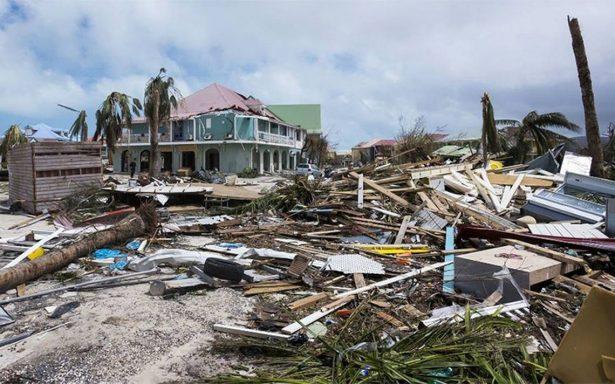 Europa donará 351 mdd para reconstrucción del Caribe afectado por huracanes