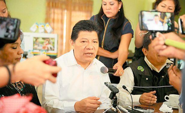 Morelos cerrará 2016 con paz y tranquilidad: secretario de Gobierno