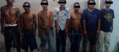 Cacería de maras en Chiapas: un asesinado y 9 detenidos