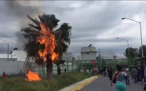 Riña en penal de Cadereyta dejó 13 muertos, confirman autoridades