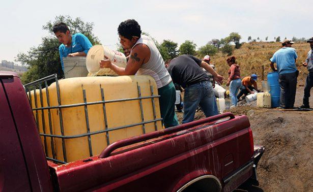 Huachicoleros y policías se enfrentan en Hidalgo