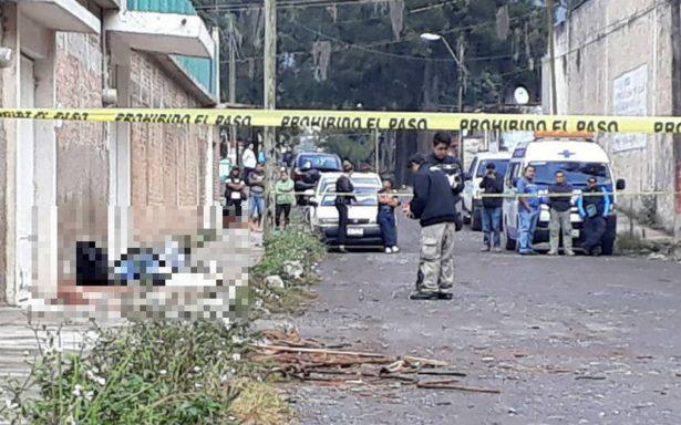 Asesinan a tiros a maestro, era hermano de un regidor de Río Blanco