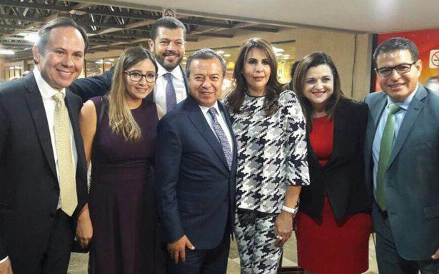 Con Ley de Seguridad Interior México no se va a militarizar, asegura Camacho Quiroz